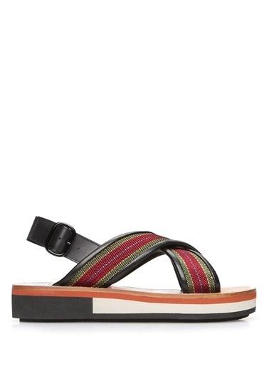 Marni Sandalet Bordo